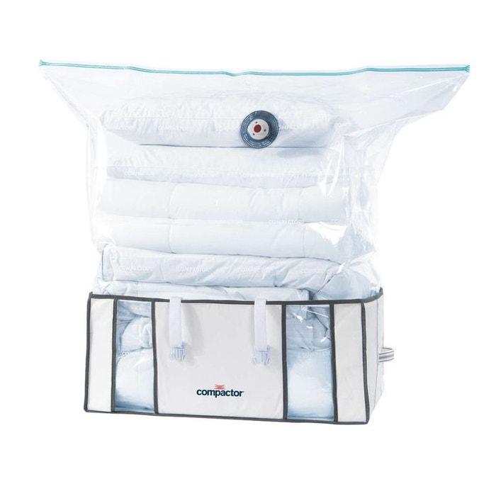 compactor life taille xxl housse de rangement sous vide. Black Bedroom Furniture Sets. Home Design Ideas