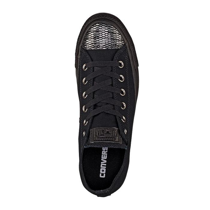 Baskets ctas fashion snake toecap ox noir Converse