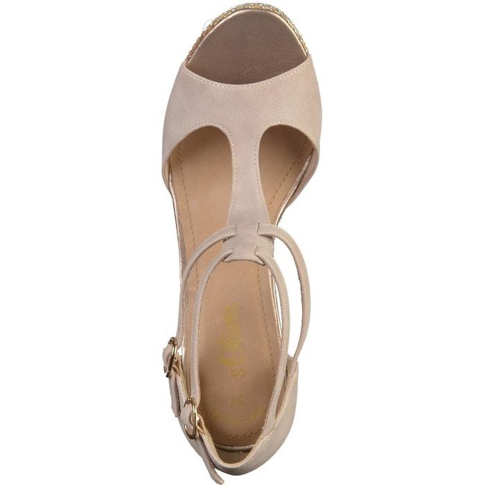 Sandales rose S.Oliver