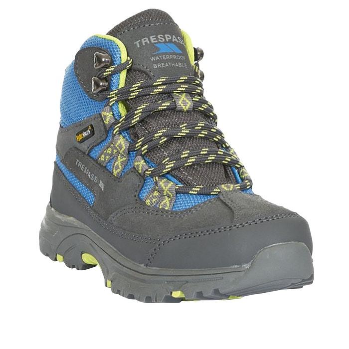 Chaussures de randonnée cumberbatch Trespass   La Redoute 8f2020b082e5