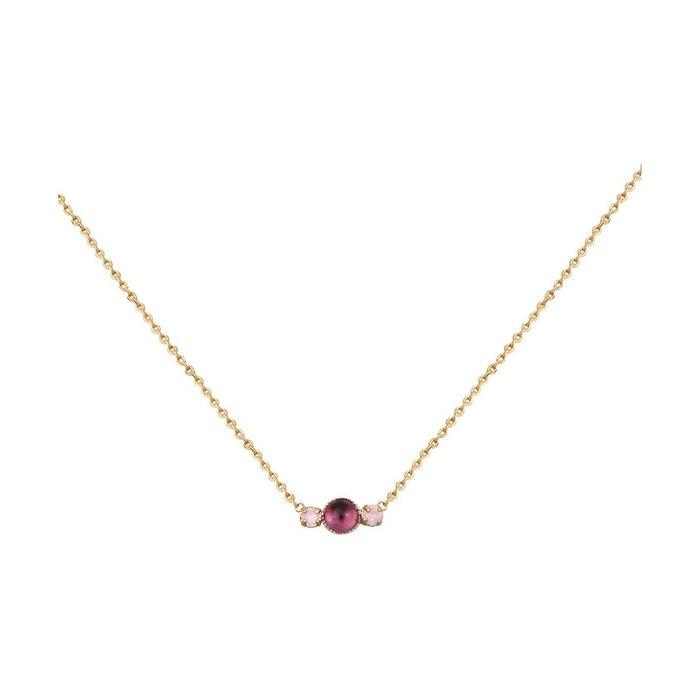 Collier doré améthyste sunrise violet Caroline Najman | La Redoute Acheter Amazon Pas Cher Sortie Grand Escompte RXFK7