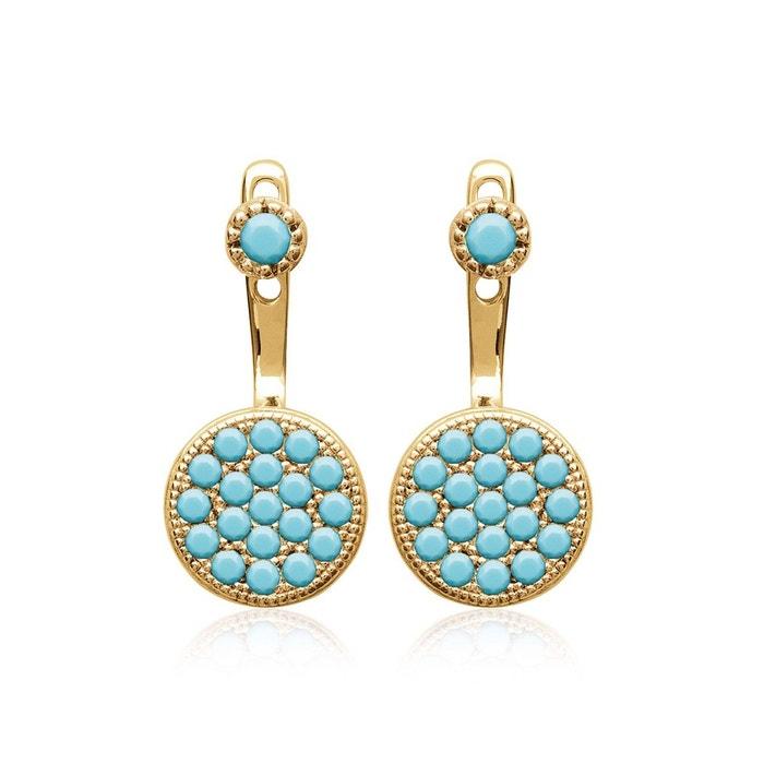 Boucles d'oreilles lobe plaqué or 750/000 or Lucette Bijoux | La Redoute Style De Mode RX06hYyo2C