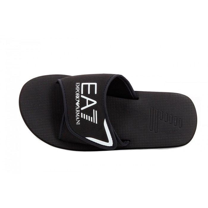 Sandale (noir) synthétique  noir Emporio Armani Ea7  La Redoute