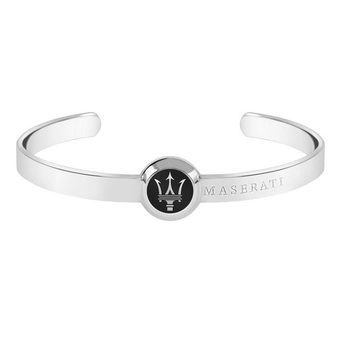 Prix Pas Cher: Achat Bracelet acier argente Maserati | La Redoute Sortie Ebay 9tnXFQQR9
