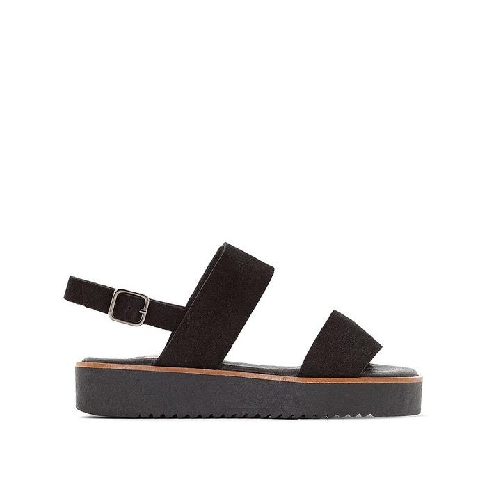 Sandales compensées cuir, Dorita COOLWAY image 0