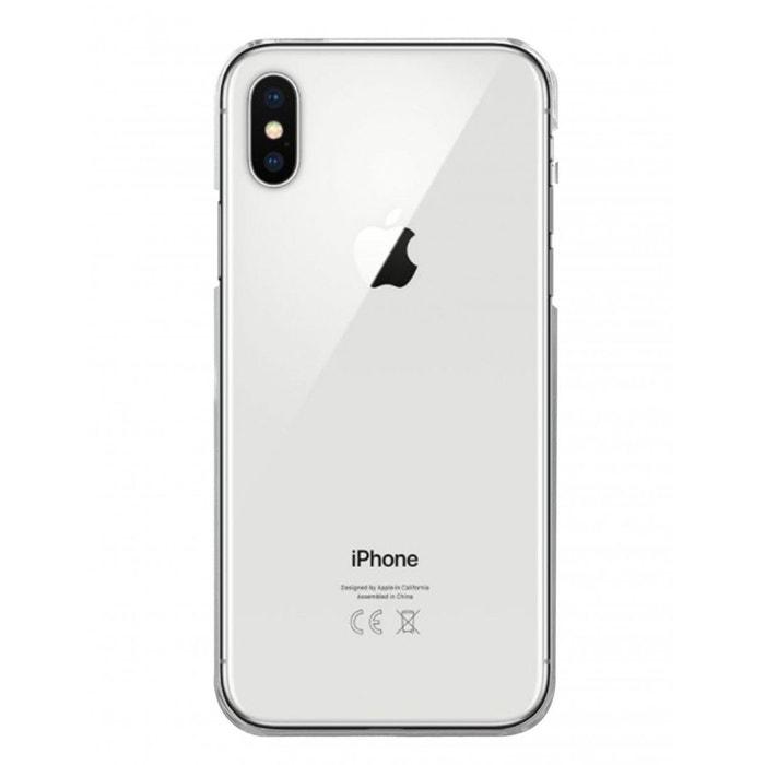 coque iphone x rigide apple