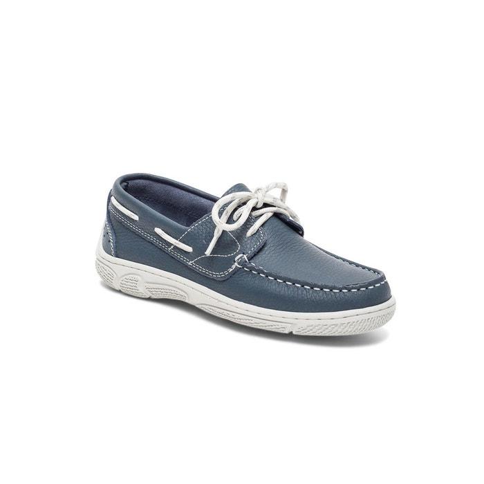 Bleu Redoute La Nellia Chaussures Cuir Bateau Tbs zYxnwzt7q6
