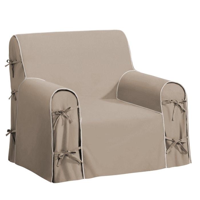 Housse de fauteuil bridgy la redoute interieurs la redoute for Housse de chaise la redoute