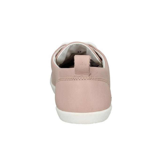 Baskets femme pldm by palladium bel nca cuir femme rose rose Palladium