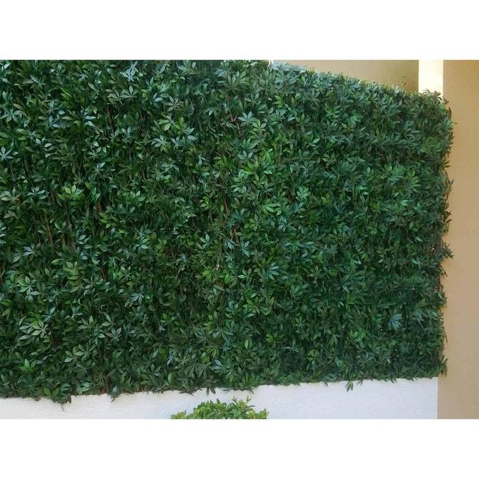 Treillis Feuilles de vigne vierge verte - 1 x 2.00 m JET7GARDEN