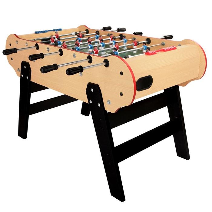 baby foot calcio bois rendez vous deco la redoute. Black Bedroom Furniture Sets. Home Design Ideas