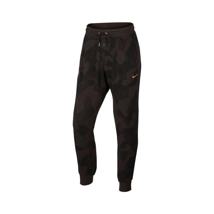 Pantalon as roma authentic marron marron Nike