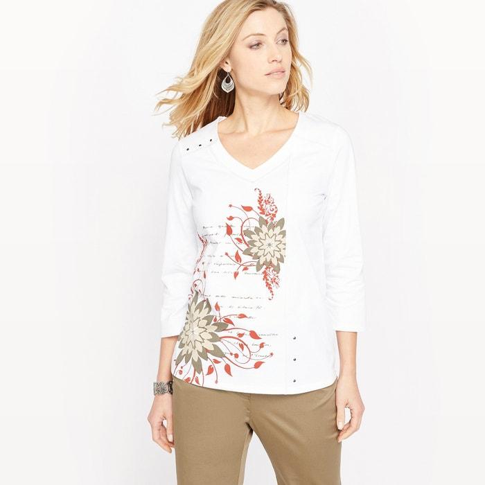 Imagen de Camiseta 100% algodón peinado ANNE WEYBURN