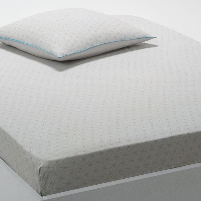 drap housse nordic la redoute interieurs la redoute. Black Bedroom Furniture Sets. Home Design Ideas
