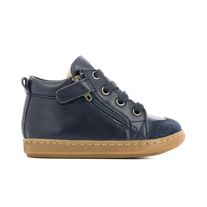 afbeelding Hoge leren sneakers BOUBA BI ZIP HAVAIANAS