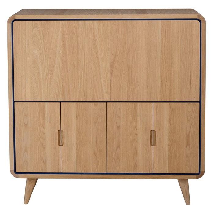 bureau modulable beige cosy korner la redoute. Black Bedroom Furniture Sets. Home Design Ideas