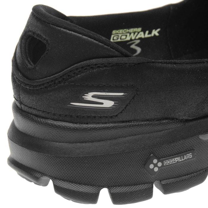 Chaussures de sport à enfiler habillé noir/noir Skechers