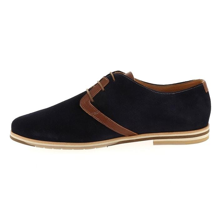 Chaussures à lacets kost idealiste marine Kost