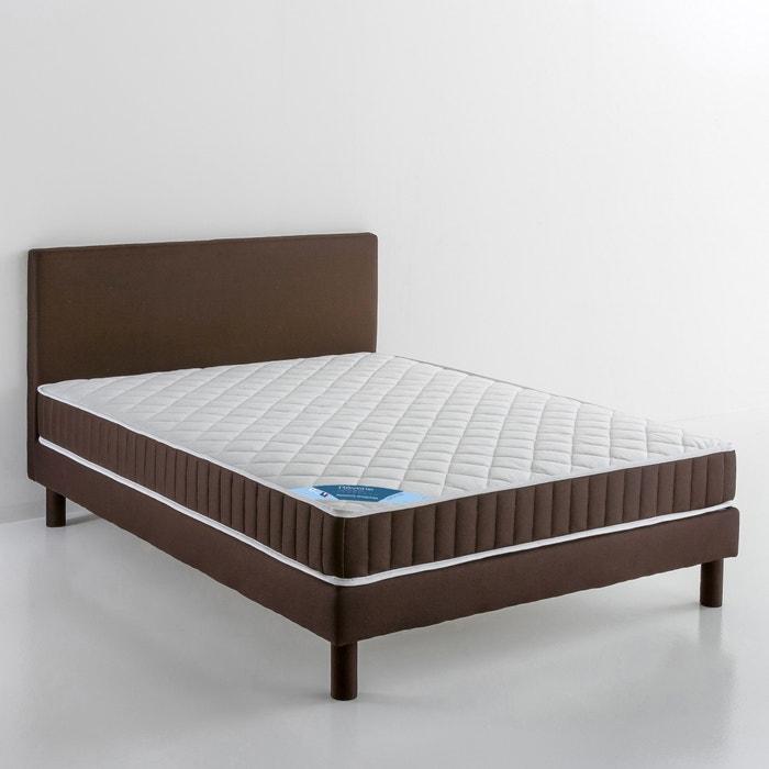 matelas ressorts ensach s confort ferme haut 19 cm reverie color la redoute. Black Bedroom Furniture Sets. Home Design Ideas