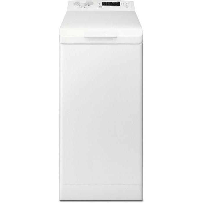 lave linge ouverture dessus ewt1061ssw blanc electrolux. Black Bedroom Furniture Sets. Home Design Ideas