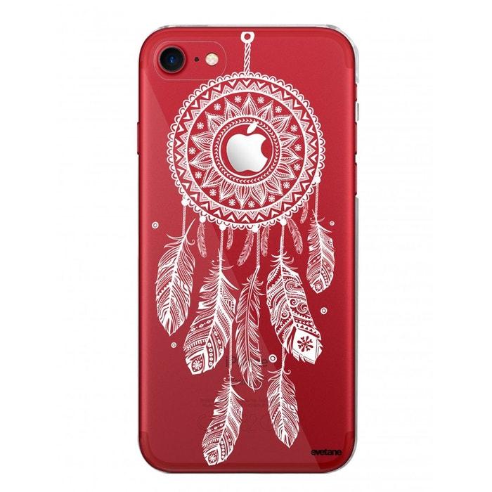 coque iphone 7 souple blanc