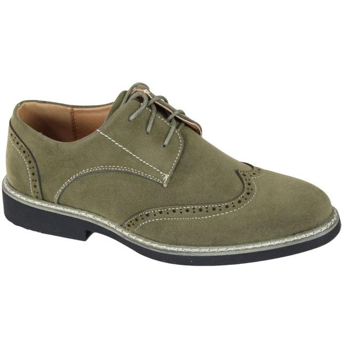 Chaussure 13s011-21e vert Kebello