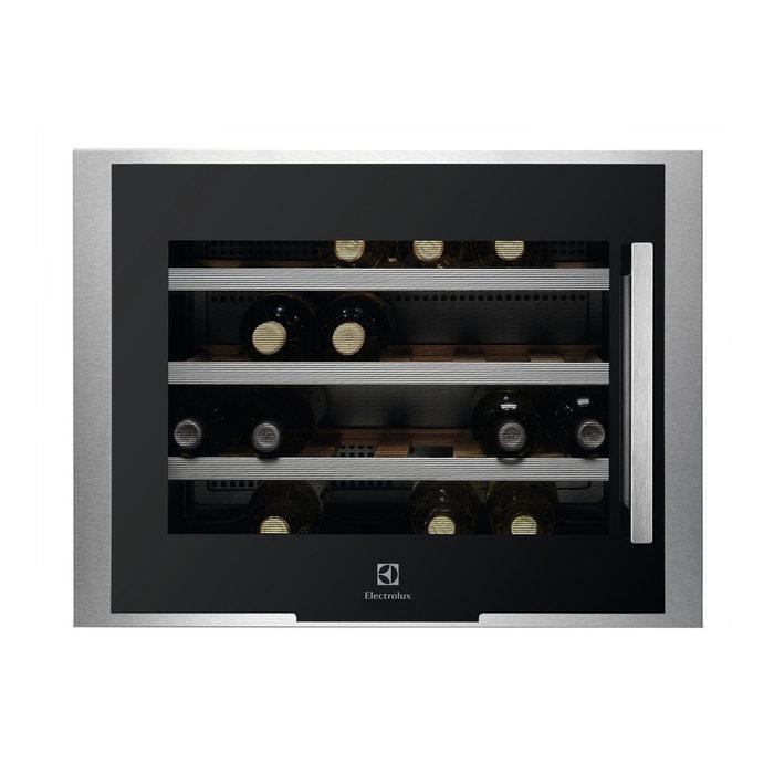 cave a vin encastrable erw0670a inox lisse electrolux la redoute. Black Bedroom Furniture Sets. Home Design Ideas