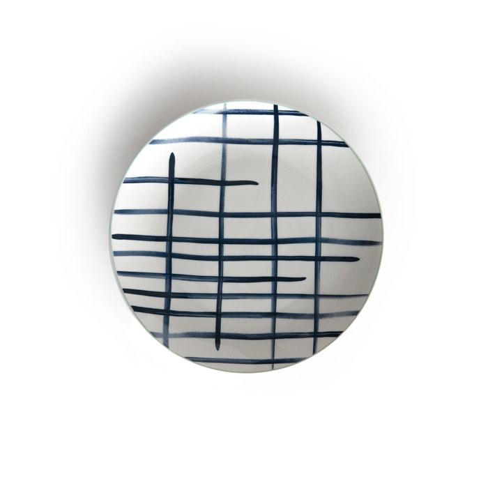 Lote de 4 platos de poste, ECUME  La Redoute Interieurs image 0