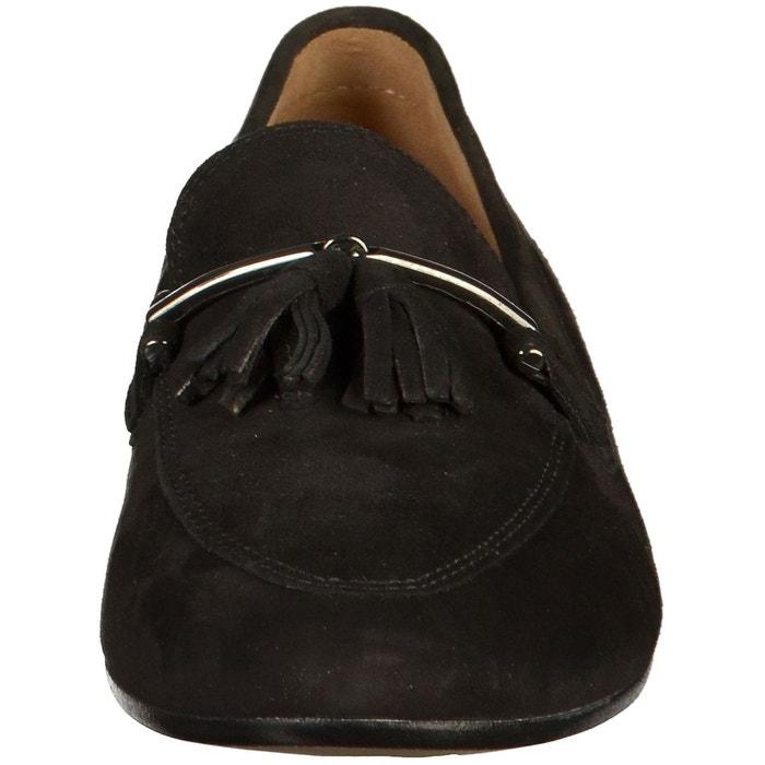 Babouche noir Gabor