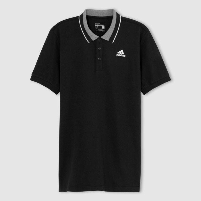 Image Men's Short-Sleeved Polo Shirt ADIDAS