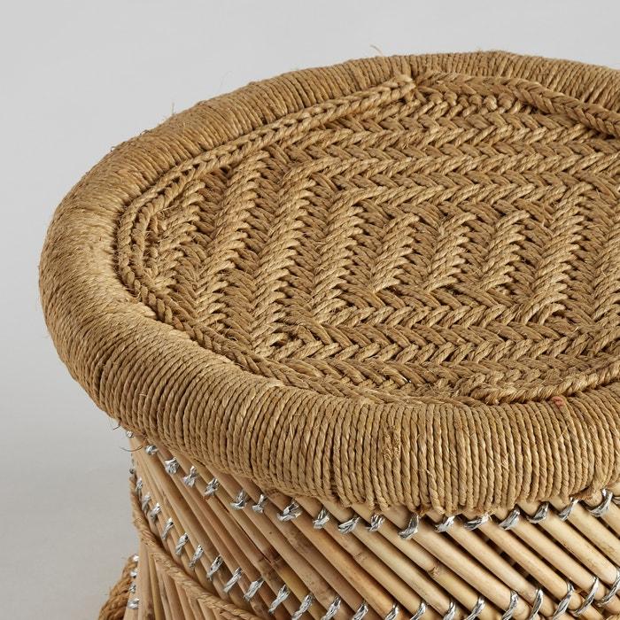 Quesada Bamboo Side Table  AM.PM. image 0