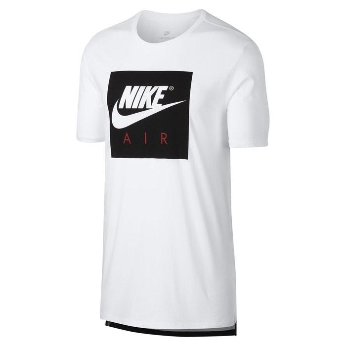 T-shirt lisa com gola redonda, mangas curtas  NIKE image 0