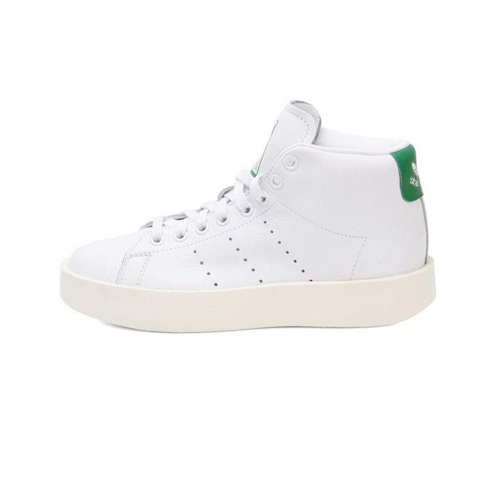 Baskets montantes compensees adidas stan smith bold mid blanc femme blanc Adidas Originals Boutique En Ligne Réductions D'achats En Ligne remise dXJHrv8