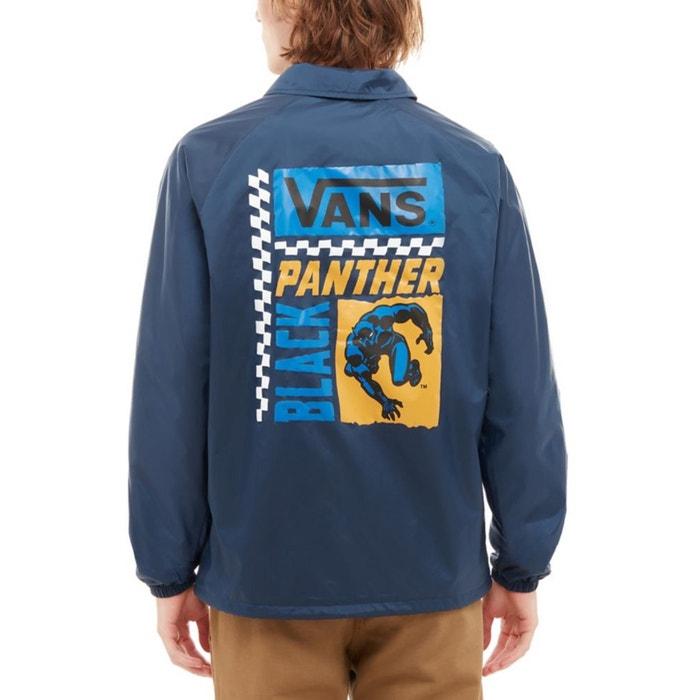 4a98eb99c Marvel black panther short windcheater , navy blue, Vans   La Redoute
