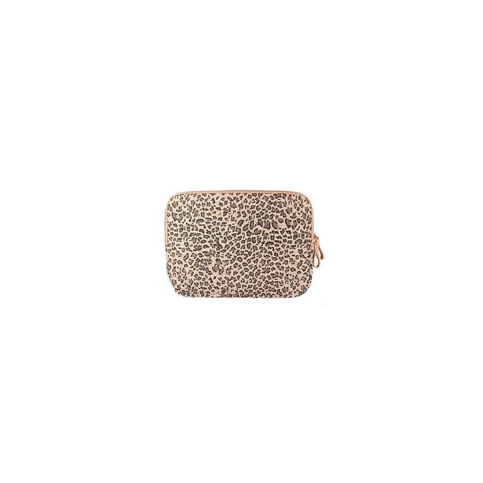 d8807423b7 Housse pour ordinateur portable 10 pouces motif 'léopard' léopard Amahousse    La Redoute