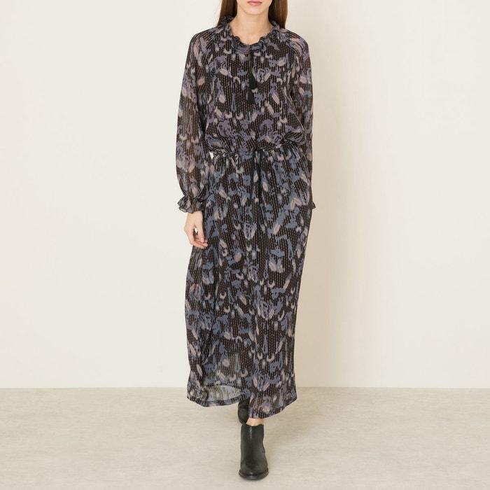 robe longue ceres bleu antik batik en solde la redoute. Black Bedroom Furniture Sets. Home Design Ideas