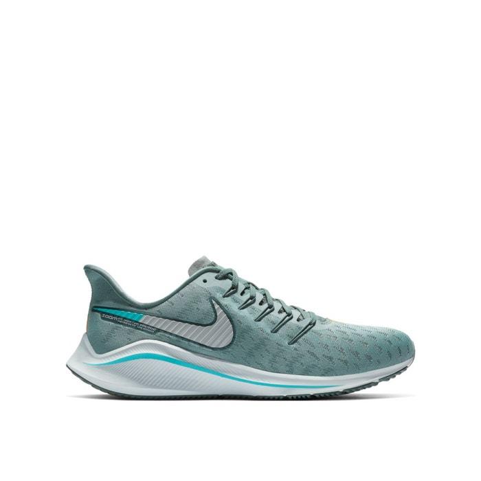 sale retailer ea933 e6383 Air zoom vomero 14 running shoes , green, Nike   La Redoute