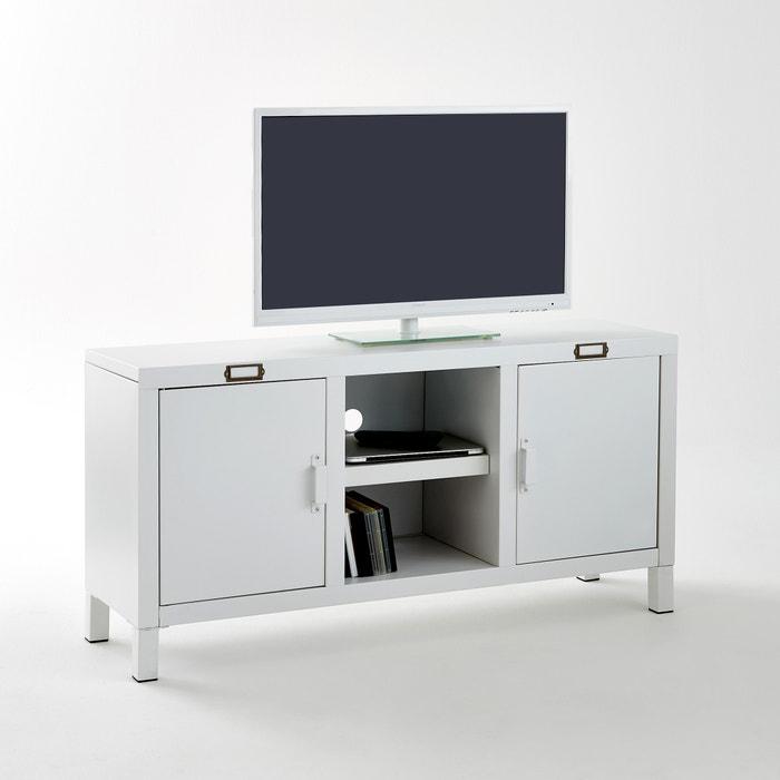 Mueble tv hiba blanco la redoute interieurs la redoute - Hiba la redoute ...
