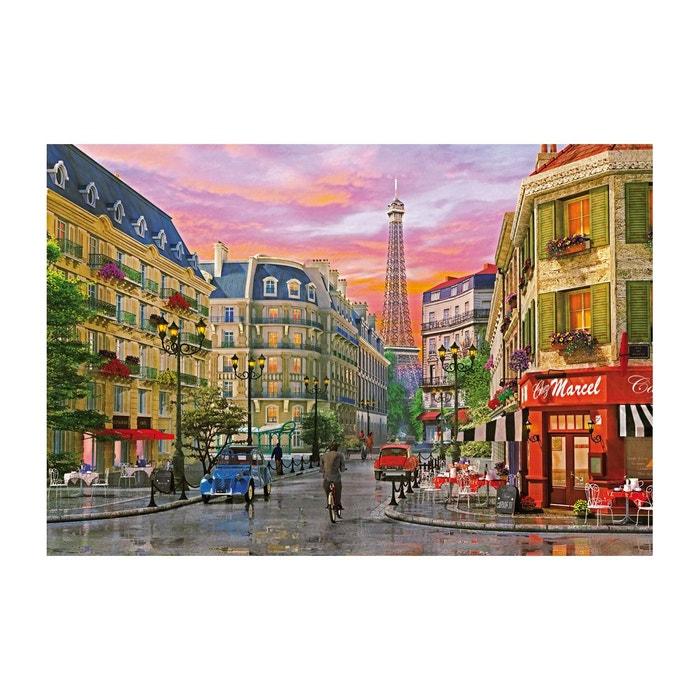Puzzle 5000 pi ces dominique davison rue paris couleur unique educa l - La redoute a paris adresse ...