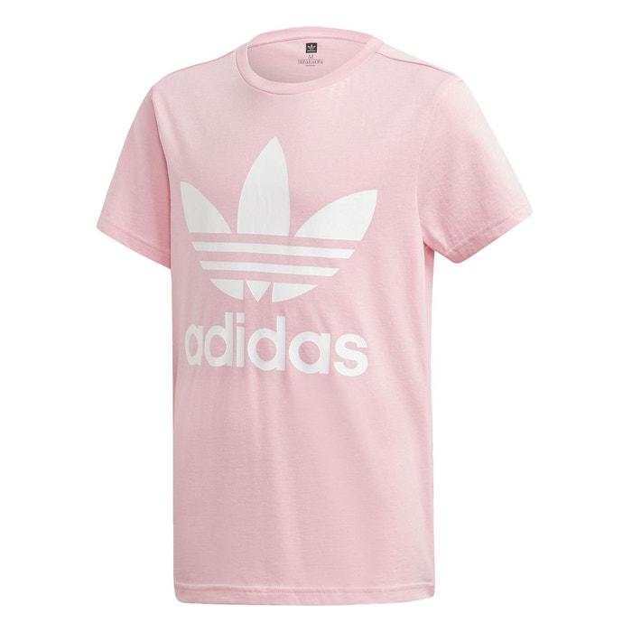 Originals Shirt T La Rose Adidas Trefoil Redoute 64w8qPfBx8