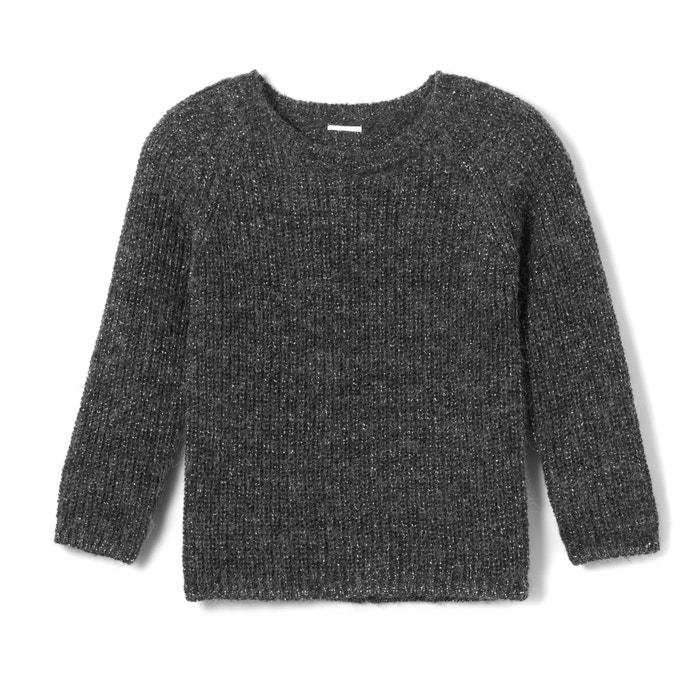 Pull in maglia brillante 3 - 12 anni  La Redoute Collections image 0