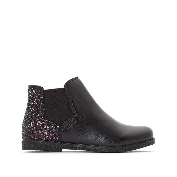05ebca08f54 Boots j shawntel girl noir Geox