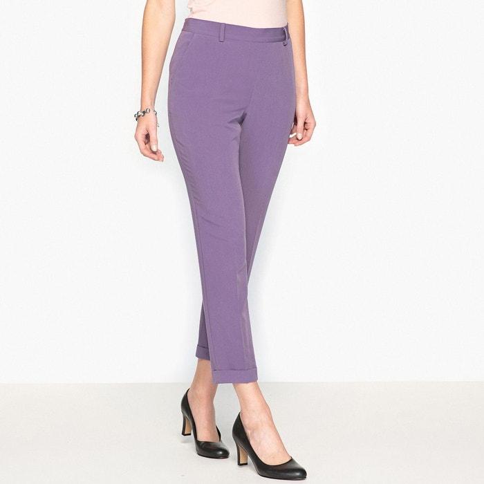 Pantalon 7/8ème, sergé stretch ANNE WEYBURN