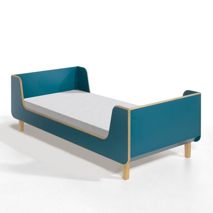lit enfant drakar bleu canard am pm la redoute. Black Bedroom Furniture Sets. Home Design Ideas