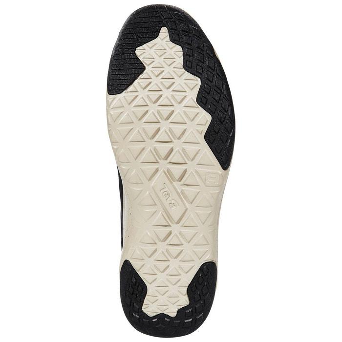 Arrowood lux mid wp - chaussures homme - noir noir Teva