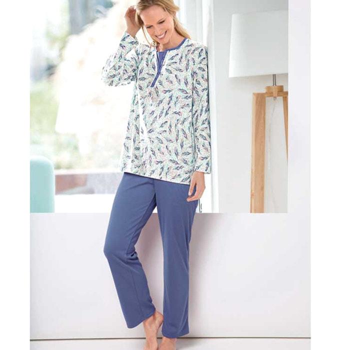 Pijama de manga larga, Thermolactyl  THERMOLACTYL BY DAMART image 0