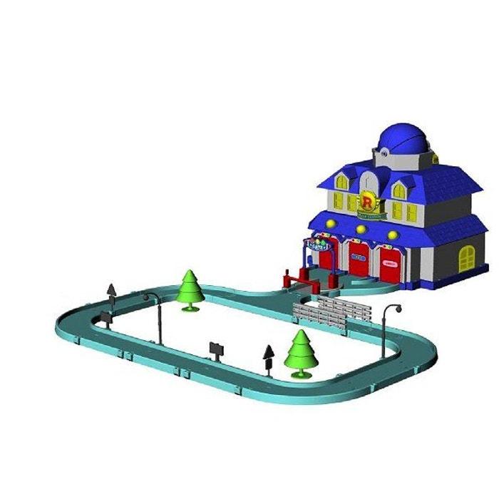 circuit robocar poli quartier g n ral poli ouaps la redoute. Black Bedroom Furniture Sets. Home Design Ideas