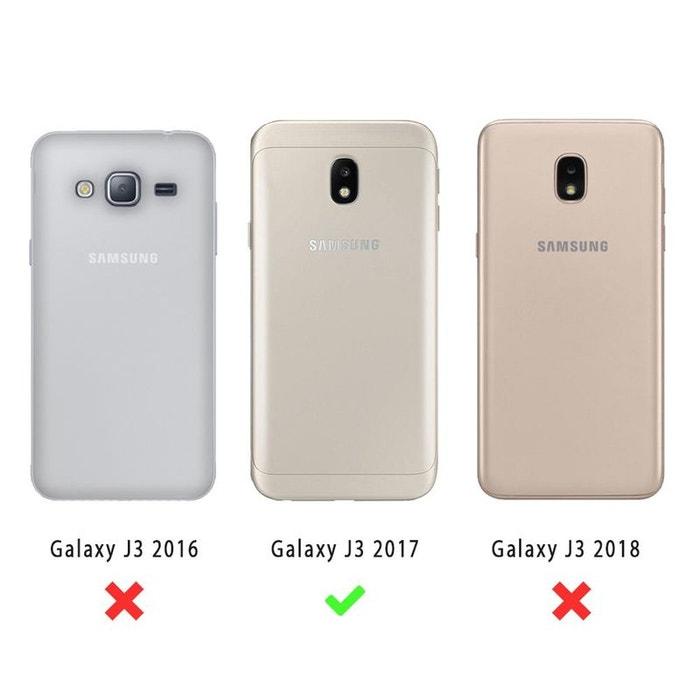 coque souple galaxy j3 2017