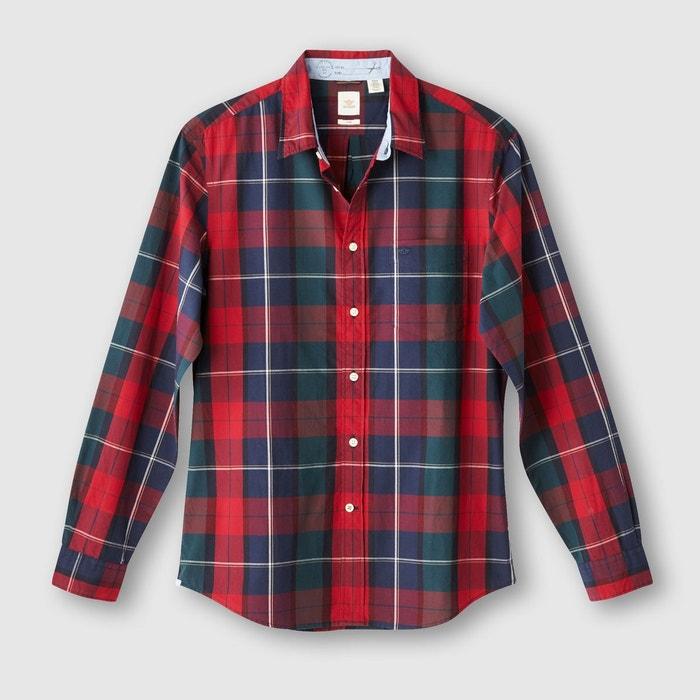 Chemise à carreaux Laundered