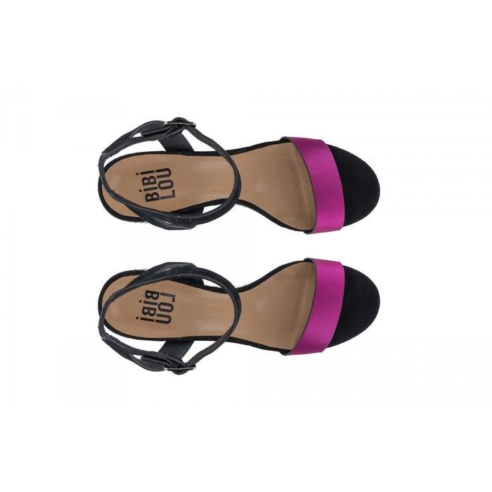 Sandales-bibi lou fuchsia Bibi Lou